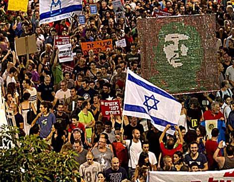 indignados-Israel