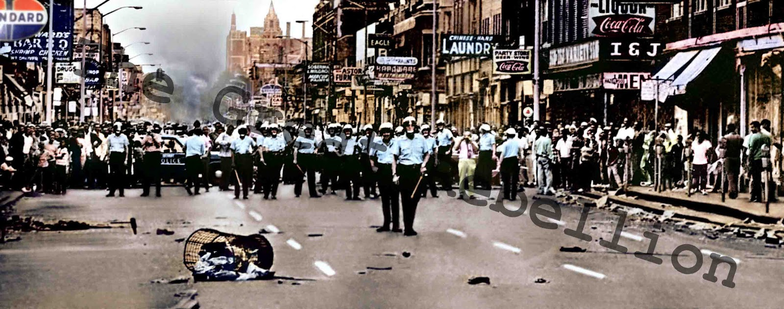 Detroit-Riot-1967-annotated