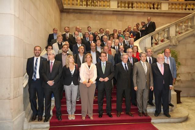 Pacte Nacional pel Dret a Decidir 26 de juny 2013