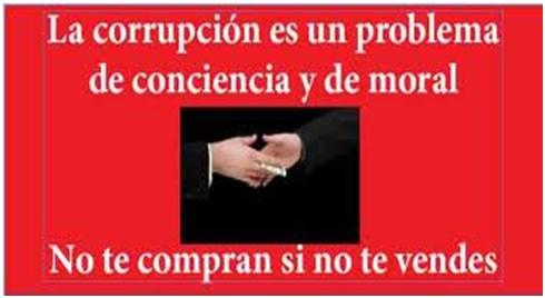 comprar corrupción