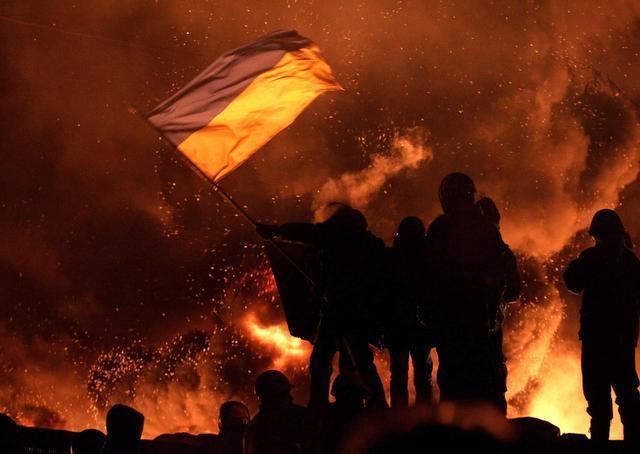 kiev ucrania protestas 2014