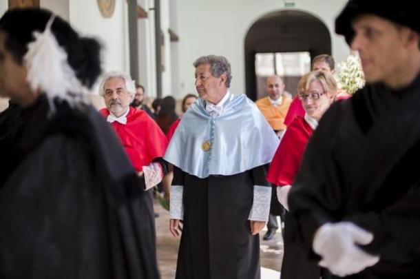 samir nair doctor honoris causa